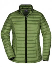 Ladies Quilted Down Jacket